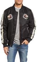 Schott NYC Nylon Souvenir Flight Jacket
