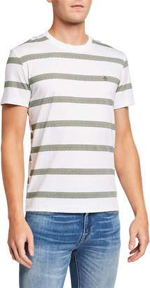 Original Penguin Penguin Men's Stripe Printed T-Shirt