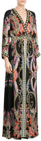 Etro Embellished Silk Gown