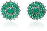 Nam Cho Emerald Studs