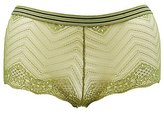 Charlotte Russe Plus Size Lace Cheeky Panties