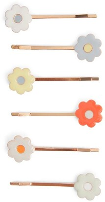 Meri Meri Daisy Hair Slides (Set of 6)