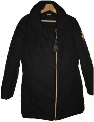 Just Cavalli Black Coat for Women