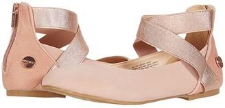 Nine West Cara (Little Kid/Big Kid) (Blush) Girl's Shoes