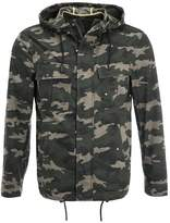 Sisley Summer jacket khaki