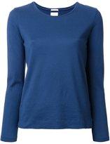 Massimo Alba scoop neck top - women - Cotton/Cashmere - M
