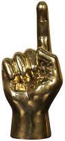 "Noir 9"" We're Number One Figurine - Gold"