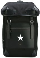 Givenchy 'Rider' backpack - men - Cotton/Leather - One Size