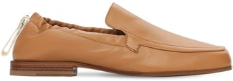 Loewe 20mm Leather Loafers