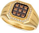 LeVian Le Vian Gents Men's Diamond Ring (1/2 ct. t.w.) in 14k Gold