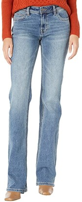 Rock and Roll Cowgirl Mid-Rise Bootcut in Medium Vintage W1-7529 (Medium Vintage) Women's Jeans
