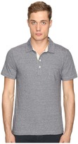 Billy Reid End-On-End Pensacola Polo Men's Clothing