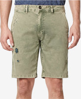 Buffalo David Bitton Men's Ripped Shorts