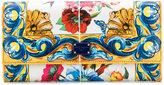 Dolce & Gabbana tile printed wallet