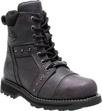 Harley-Davidson FOOTWEAR Women's Oakleigh Motorcycle Boot