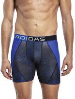 adidas Blue & Black Mesh Performance Boxer Briefs