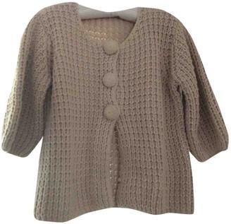 Gerard Darel Beige Cotton Knitwear for Women