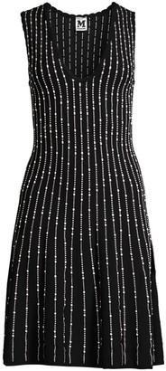 M Missoni Knit Fit-&-Flare Dress