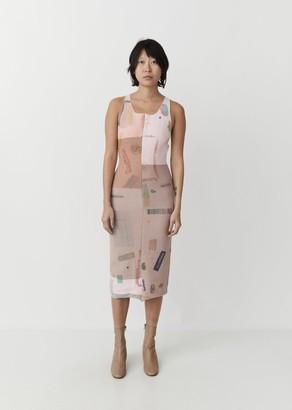 Eckhaus Latta Filati Dress