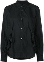 Comme des Garcons classic shirt - women - Polyester - L