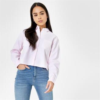 Jack Wills Glydebourne Crop Shirt