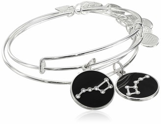 Alex and Ani Women's Big and Little Dipper Set of 2 Bracelet