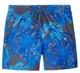 Hugo Boss Piranha Quick Dry Swim Trunks M Grey