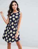 AX Paris Daisy Print Floral Skater Dress