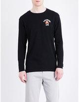 A Bathing Ape Tiger-motif Cotton-jersey T-shirt