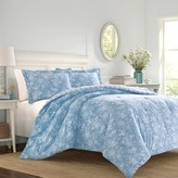 Laura Ashley Lifestyles Walled Garden Comforter Set