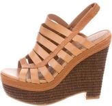 Elizabeth and James Platform Slingback Sandals