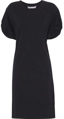 Rebecca Minkoff Ally Twisted Cotton-jersey Mini Dress
