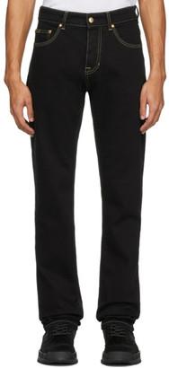 Versace Black Slim Icon Jeans