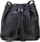 BCBGMAXAZRIA Kaycie Drawstring Bucket Bag
