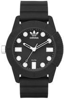 adidas Men's 'Adi-1969' Silicone Strap Watch, 44Mm