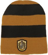 Elope Men's Harry Potter Hufflepuff Slouch Beanie