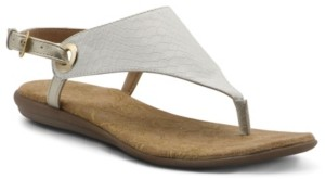 Mootsies Tootsies Women's Cinema Flat Thong Sandal Women's Shoes