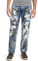 PRPS Men's Barracuda Straight Leg Jeans