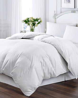 Kathy Ireland Blue Ridge Home Essentials White Down & Feather Comforter
