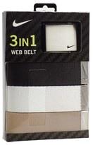 Nike Men's Web Belts