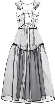 Cecilie Bahnsen Kamilla organza midi dress