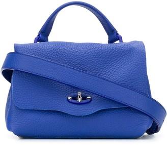 Zanellato Pura Postina top handle satchel bag