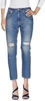 (+) People + PEOPLE Denim pants - Item 42609454