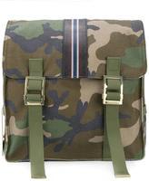 Valentino Garavani Valentino camouflage backpack - men - Cotton/Leather - One Size