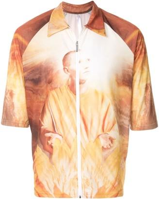 Cottweiler Zipped Shirt Jacket