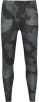 Burton Burton - Camouflage-print Polartec Power Grid Ski Base Layer Tights