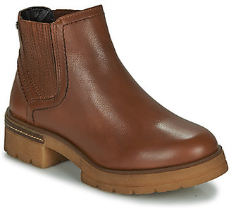 Musse & Cloud Musse Cloud GABY women's Mid Boots in Brown