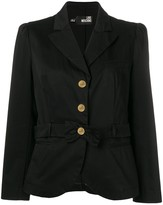 Moschino Pre Owned 2000's bow detail jacket
