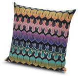 Missoni Home Roing Embroidered Cushion