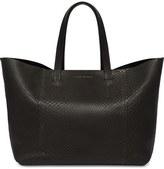 Victoria Beckham Genuine Python New Simple Shopper Tote